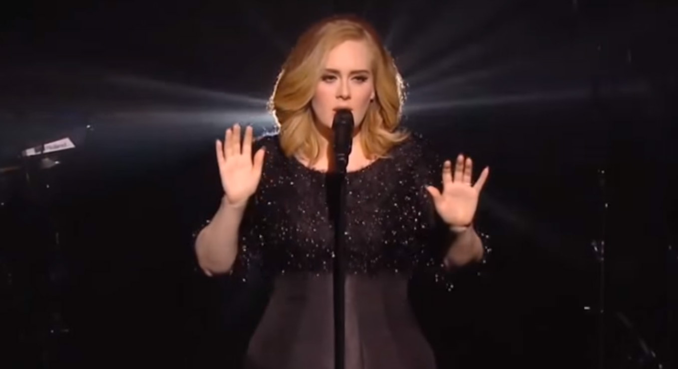 """an analysis of the song hello by adele Adele's song """"hello,"""" and its corresponding music video, incorporate a wide variety of complex rhetorical devices, tropes, and schemes these corresponding lesson plans focus on teaching close reading and rhetorical analysis — optimized for an ap english course — with an emphasis on."""