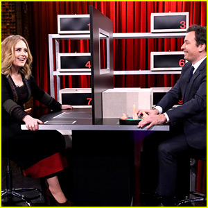 Adele Plays Hilarious 'Box of Lies' Game with Jimmy Fallon!