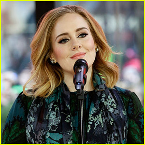 Adele Performs New Song 'Million Years Ago' Live - Watch Now!