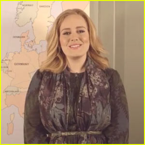 Adele Tour Dates 2016 Announced - 'A