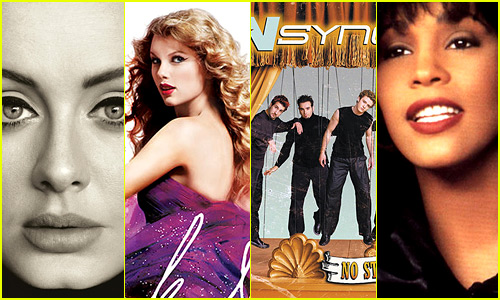 These 20 Albums Sold Over One Million Copies in One Week