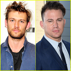 Alex Pettyfer on Rumored Channing Tatum Feud: He 'Does Not Like Me'