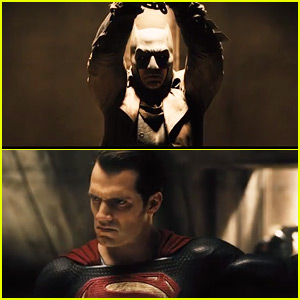 'Batman v Superman' New Teaser Footage Shows Their Intense Rivalry - W