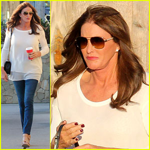 Caitlyn Jenner Steps Out After False Boyfriend Reports