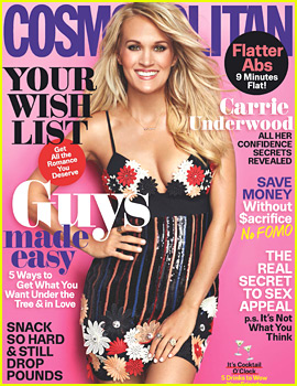 Carrie Underwood on Being a Woman in Country Music: I'm One of the Lucky Ones