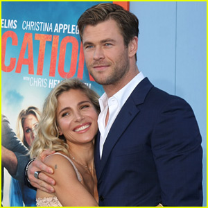 Chris Hemsworth Can't Stop Gushing About His Wife Elsa Pataky!