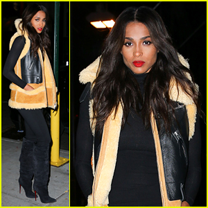 Ciara Reveals That Confidence is the Key to Success
