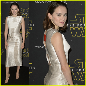 Daisy Ridley Says Fans Are Already Getting Tattoos of Her Face