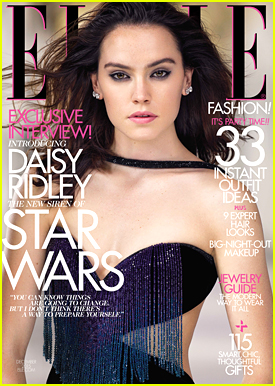 Daisy Ridley Covers Both 'Elle' & 'ASOS' Mags - See Her Stunning Covers!
