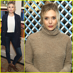 Elizabeth Olsen Closes Up Savannah Film Festival With 'I Saw The Light' Screening
