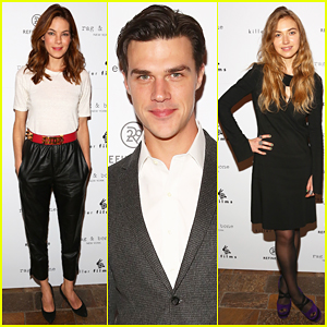 Finn Wittrock & Michelle Monaghan Help Celebrate Killer Films' 20th Anniversary!