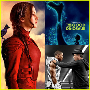 'Hunger Games' Tops 'Creed' & 'Dinosaur' at Friday Box Office