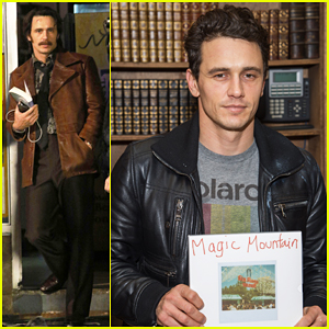 James Franco's Band Daddy Signs Worldwide Record Deal!