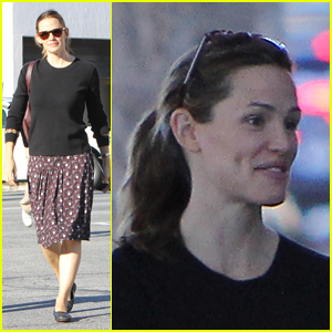 Jennifer Garner Gives Young Actresses Tips on Aging