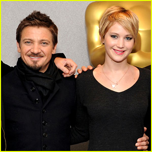 Jennifer Lawrence & Jeremy Renner Happen to Be Related!