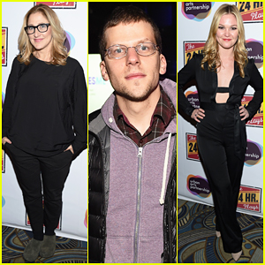 Jesse Eisenberg, Edie Falco & More Hit The Stage At 24 Hour Plays: On Broadway!
