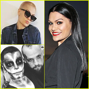 Jessie J Shaved Off All Her Hair - See Her New Look!