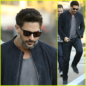 Joe Manganiello Gets Fitted for Tuxedo for Upcoming Nuptials