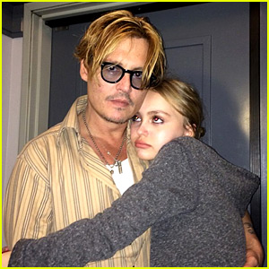 Johnny depp talks about lily rose s hospitalization in 2007 johnny