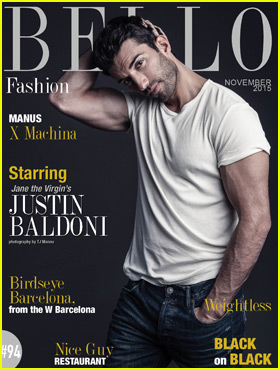 Jane the Virgin's Justin Baldoni Talks 'Instant Chemistry' With Gina Rodriguez for 'Bello' Mag