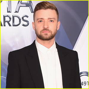 Justin Timberlake Arrives in Style for CMA Awards 2015 ...