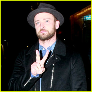 Justin Timberlake Attends His Pal Chris Stapleton's Concert!