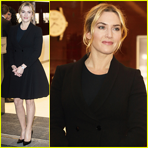 Kate Winslet Says She 'Never Thought Of Herself As An Actor Who Would Be In Films'
