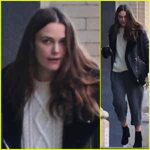 keira knightley runs errands in between shows in nyc