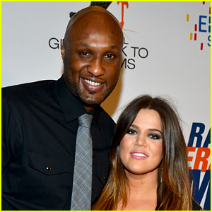 Khloe Kardashian Gives Update on Lamar Odom's Progress