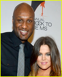 Khloe Kardashian Tweets Pic from Lamar Odom's Hospital Room