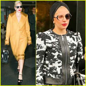 Lady Gaga Makes Bold Fashion Choices in New York City