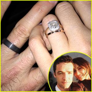Taylor swift hayley williams wedding ring Ali wolf style wedding