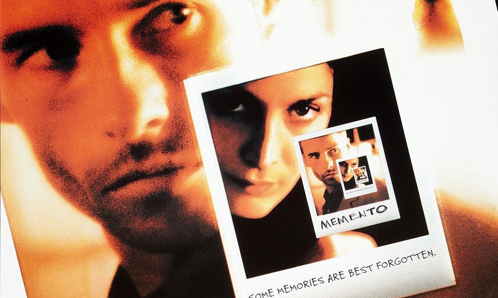 memento a movie written and directed by christopher nolan Memento the movie essay 660 words | 3 pages in the film memento, written by director christopher nolan, the main character leonard shelby, is a confused and damaged man that wants the revenge for the murder of his wife.