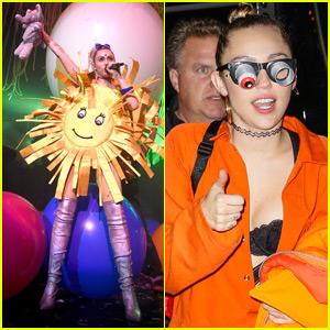 Miley Cyrus Brings Her 'Dead Petz' to NYC's Terminal 5