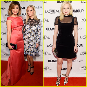 Reese Witherspoon Honored at Glamour's Women of the Year Awards 2015