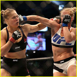 Ronda Rousey Breaks Her Silence After Shocking UFC Loss to Holly Holm