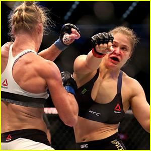 Ronda Rousey Will Get a Rematch, Needs Lip Sewn Shut