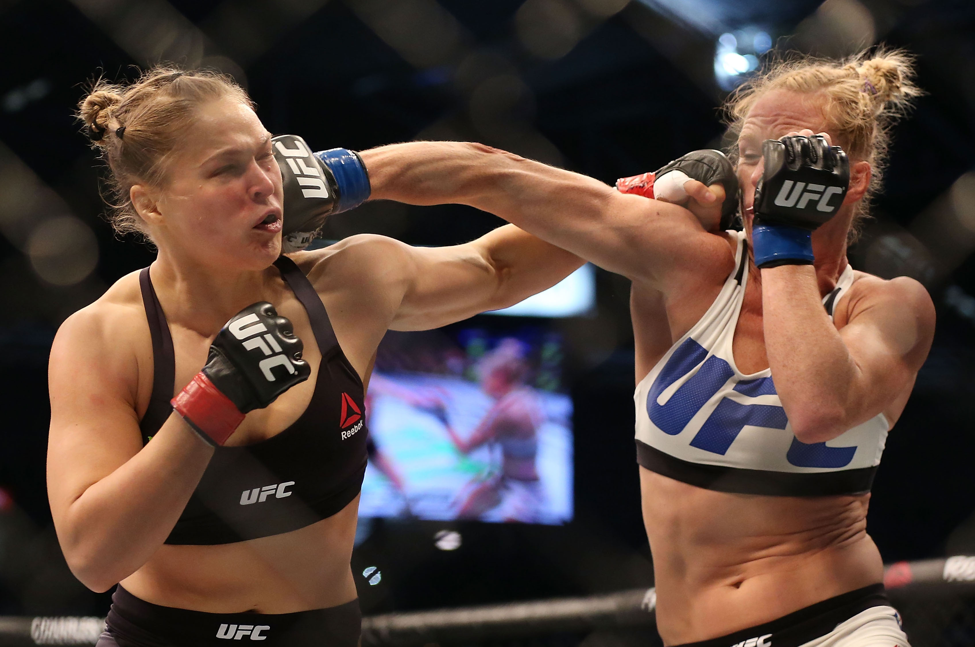 ronda rousey breaks her silence after shocking ufc loss to holly