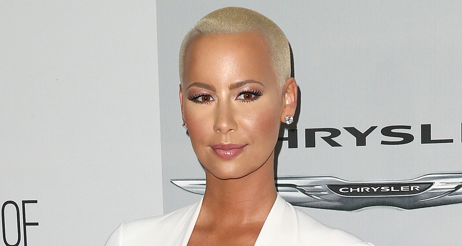 Amber Rose Just Wore t...