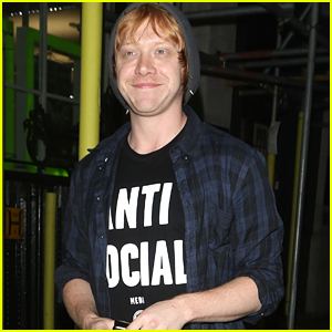 Rupert Grint To Produce & Star In New NBC Drama