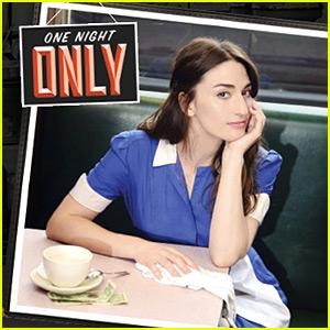 Stream Sara Bareilles' One Night Only 'Waitress' Concert Live!