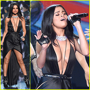 Selena Gomez Performs on the Victoria's Secret Runway!