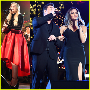 Seth MacFarlane Hosts & Performs At 'The Grove Christmas' Event - See All The Pics!