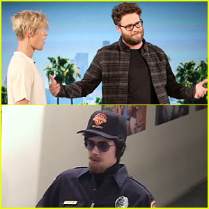 Justin Bieber & Seth Rogen End Their 'Beef' After Social Media Exchange - Watch Now!