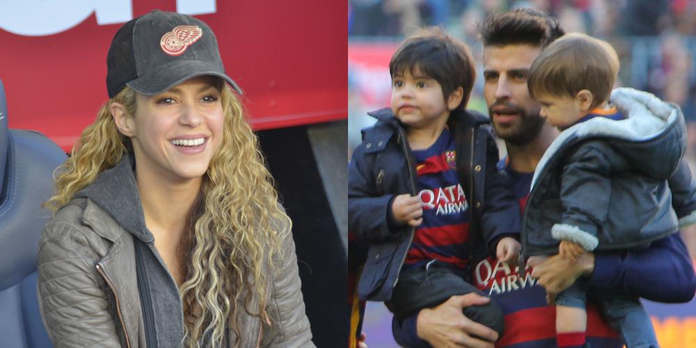 Gerard Pique Shakira