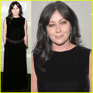 Shannen Doherty Makes First Appearance After Cancer Reveal