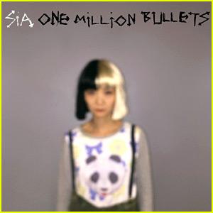 Sia: 'One Million Bullets' Lyrics & Full Song - LISTEN NOW!