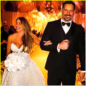 Sofia Vergara & Joe Manganiello's Wedding Photos & First Dance Video - See Here!