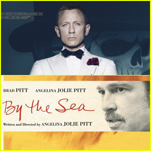 'Spectre' Leads Box Office for Second Weekend in a Row, Brad Pitt & Angelina Jolie's 'By the Sea' Debuts Small