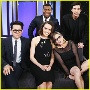 'Star Wars: The Force Awakens' Cast Reveal How They Got Their Roles - Watch Now!